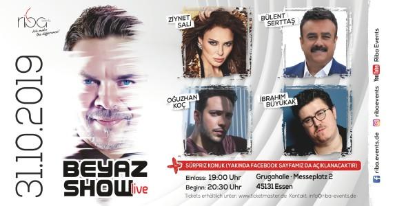 BEYAZ LIVE SHOW