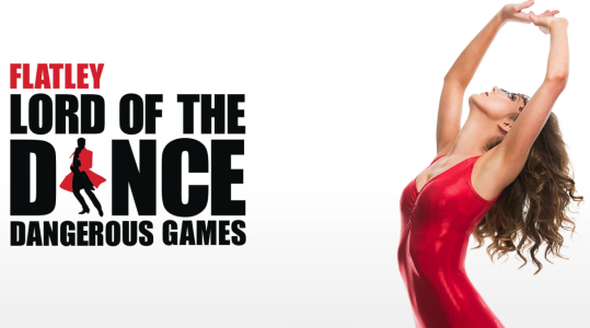 """Lord of the Dance - """"Dangerous Games"""""""