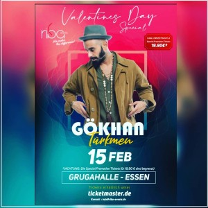 Gökhan Türkmen LIVE