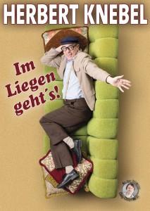 Herbert Knebel Solo - Im Liegen geht`s
