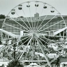 Gruga Sommerfest Anfang der 1980er Jahre