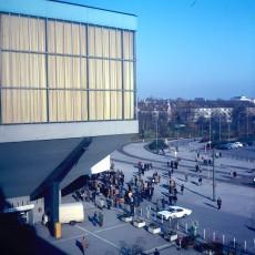 Die Grugahalle in den 1970ern