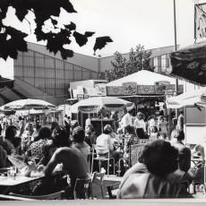Sommerfest an der Grugahalle 1974