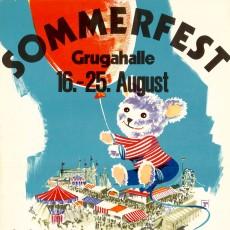 GRUGAHALLE Sommerfest 1974