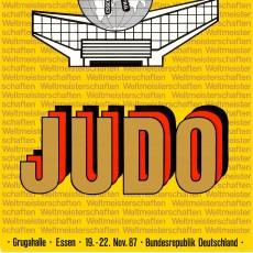 Judo Weltmeisterschaft 1987