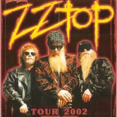 ZZ Top 2002